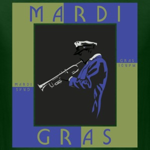 Mardi Gras - Men's T-Shirt