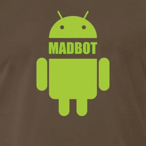 MAD BOT - Men's Premium T-Shirt