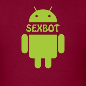 SEX BOT - Men's T-Shirt