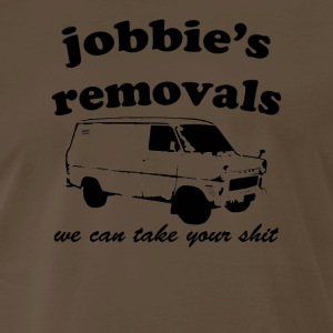 Jobbies removals - Men's Premium T-Shirt