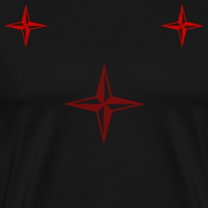 TRI STAR - Men's Premium T-Shirt