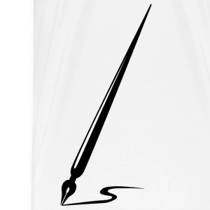Ink pen - Men's Premium T-Shirt