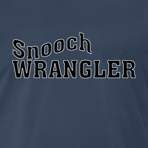 Snooch wrangler [outline edition] - Men's Premium T-Shirt