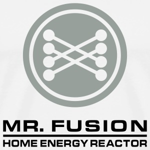 Back to the Future: Mr. Fusion T-Shirts - Men's Premium T-Shirt