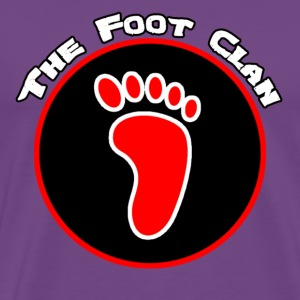 Foot Clan Mens T-Shirt All Colors - Men's Premium T-Shirt