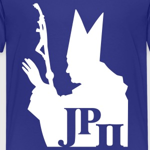Royal blue jpii02 Kids' Shirts - Kids' Premium T-Shirt