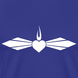 Royal blue Mercy T-Shirts - Men's Premium T-Shirt