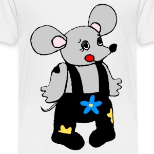 White mouse Toddler Shirts - Toddler Premium T-Shirt
