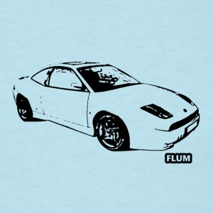 Sky blue fiat_coupe_20vt_copy T-Shirts - Men's T-Shirt