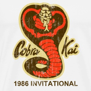 Natural Karate Cobra Kai  T-Shirts - Men's Premium T-Shirt