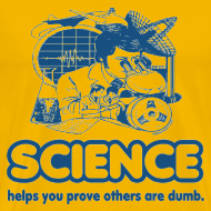 Design ~ Science T-Shirt
