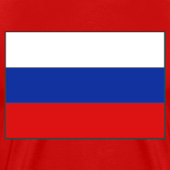 Design ~ Russian flag Tee