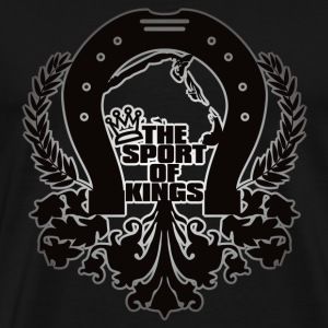 The_Sport_Of_Kings - Men's Premium T-Shirt