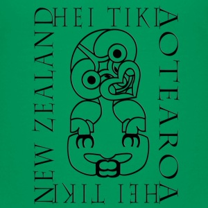 Tiki NZ  - Kids' Premium T-Shirt