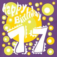 Design ~ Birthday Shirt 17 Years - Happy Birthday Design - Special present - Geburtstag Shirt