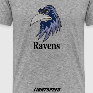 Football Ravens - Men's Premium T-Shirt