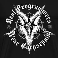 Design ~ Real Programmers... (Men's 3XL)