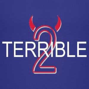Royal blue Terrible2-ForDark Kids' Shirts - Kids' Premium T-Shirt