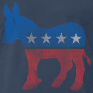 Democratic Donkey T-Shirt - Men's Premium T-Shirt