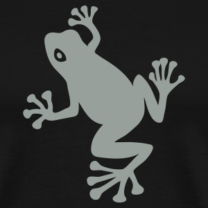 Frog shirt (Man's heavyweight T) - Men's Premium T-Shirt