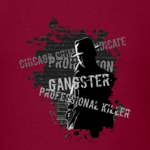 Gangster - Men's T-Shirt