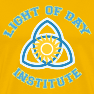 Design ~ LIGHT OF DAY INSTITUTE T-Shirt
