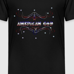 American God - Toddler Premium T-Shirt