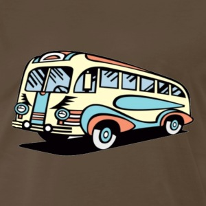 keeping it retro  - Men's Premium T-Shirt