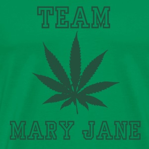Sage Team Mary Jane T-Shirts - Men's Premium T-Shirt