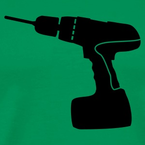 cordless screwdriver - Men's Premium T-Shirt