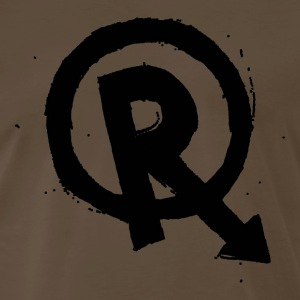 PUNK R [black edition] - Men's Premium T-Shirt