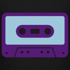 Black retro cassette Toddler Shirts - Toddler Premium T-Shirt