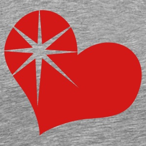 Heart shot - Men's Premium T-Shirt