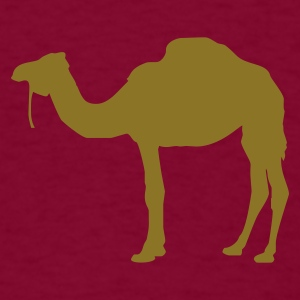 Camel T-Shirt - Men's T-Shirt