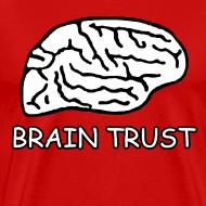 Design ~ Brain Trust Shirt