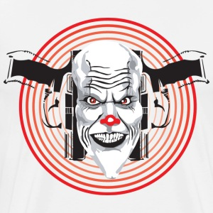 Hypno Clown  - Men's Premium T-Shirt