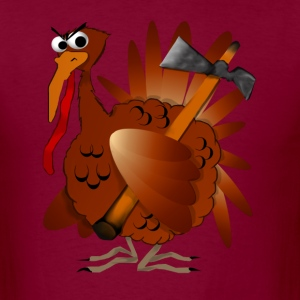 Thanksgiving Turkey - Men's T-Shirt