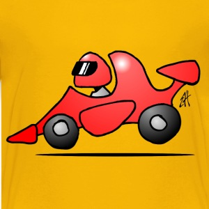 Race Car - Kids' Premium T-Shirt
