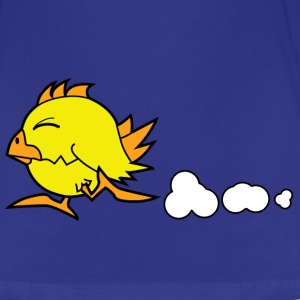 Running Chick - Children's T-Shirt - Kids' Premium T-Shirt