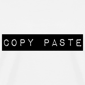 Copy/Paste - Men's Premium T-Shirt