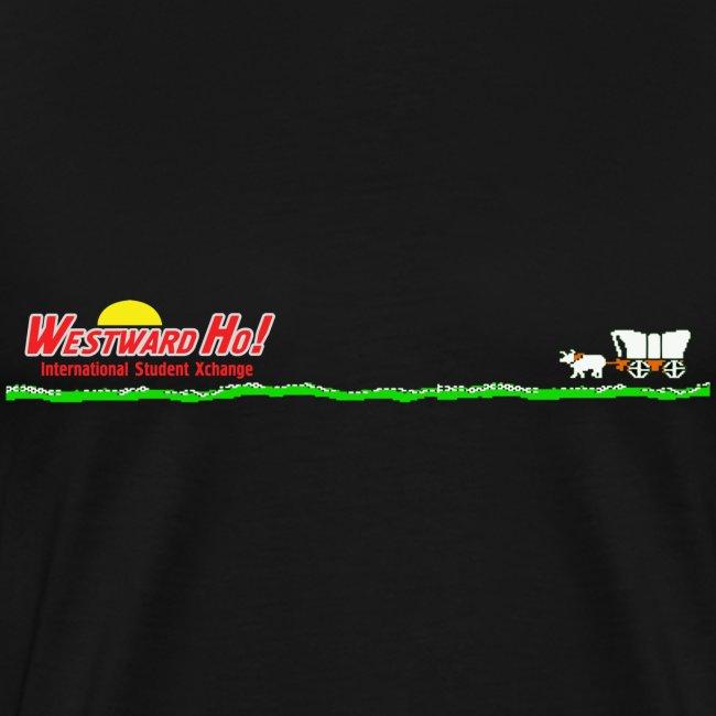 Westward Ho! Student Xchange T-Shirt