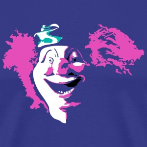 Poltergeist Clown - Men's Premium T-Shirt