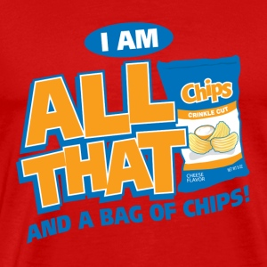 I Am All That  - Men's Premium T-Shirt