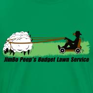 Design ~ JimBo Peep's Budget Lawn Service