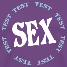 Purple sex T-Shirts