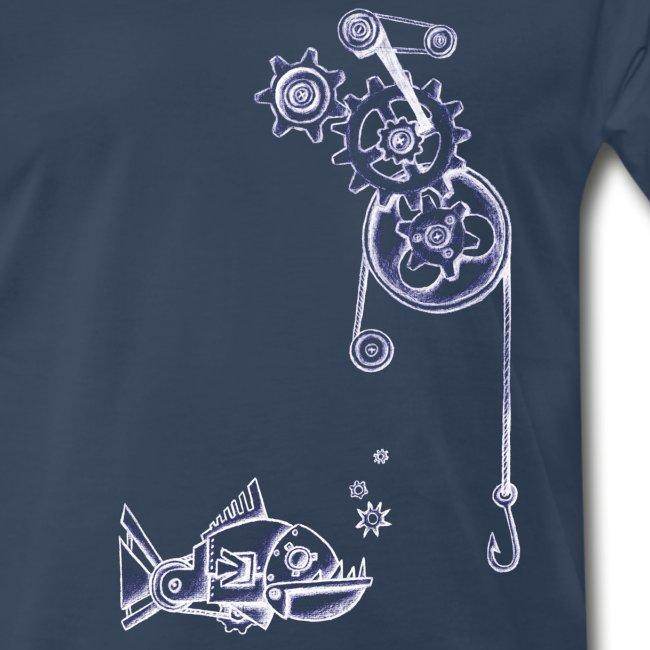 Fishing Gears - Navy - Mens
