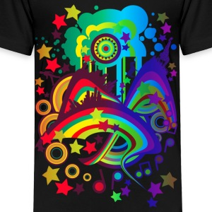 Over_The_Rainbow - Toddler Premium T-Shirt