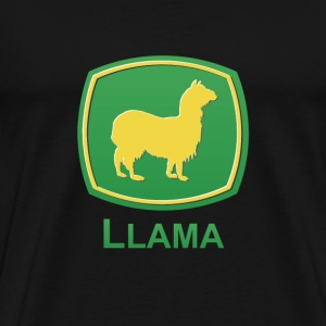 SplitReason - Llama T-Shirt - Men's Premium T-Shirt