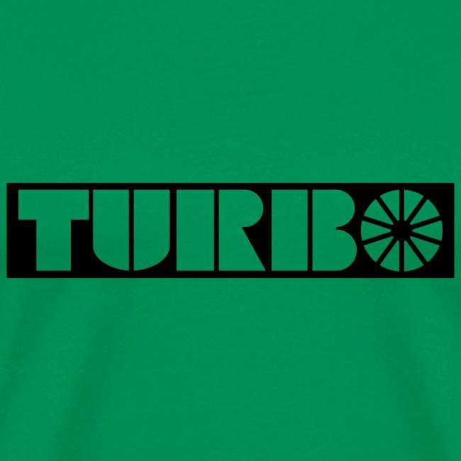 Old Saab Turbo emblem