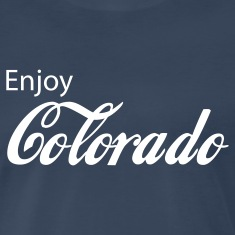 Navy colorado T-Shirts